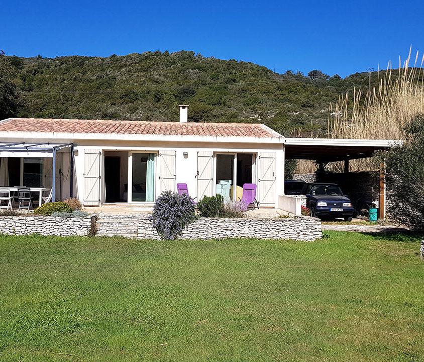 Villa St Julien Bonifacio